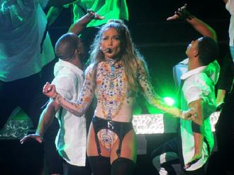 City Media Access, Jennifer Lopez NYC concert,  concert events calendar, NYC Arrivals