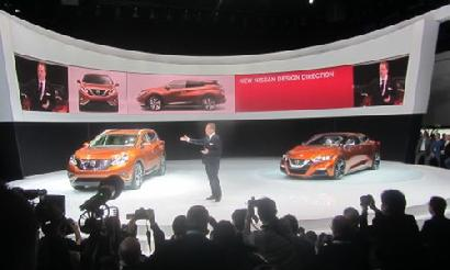 New York Auto Show, , City Media Access